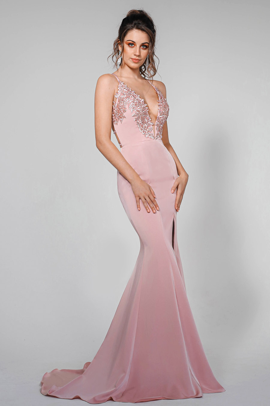 Bridesmaid's Dress Pink